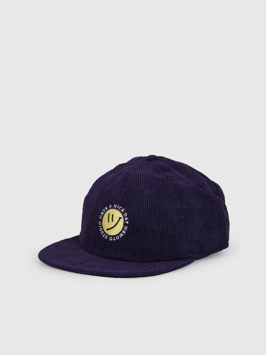Wemoto Cooper Cap Purple 153.802-434
