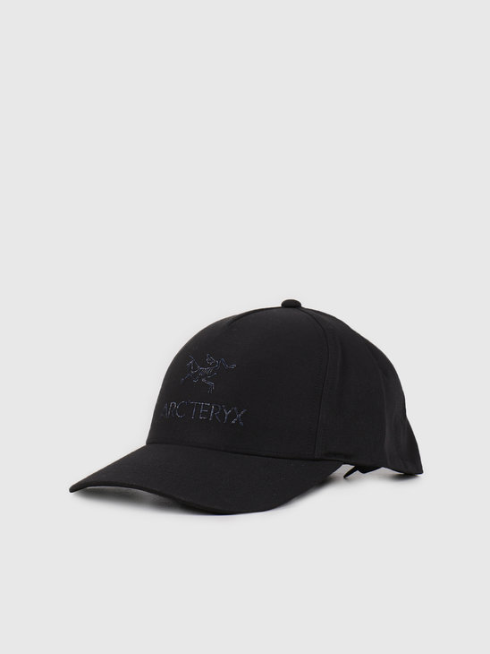 Arc'teryx Multi Crest Ball Cap Black 25192