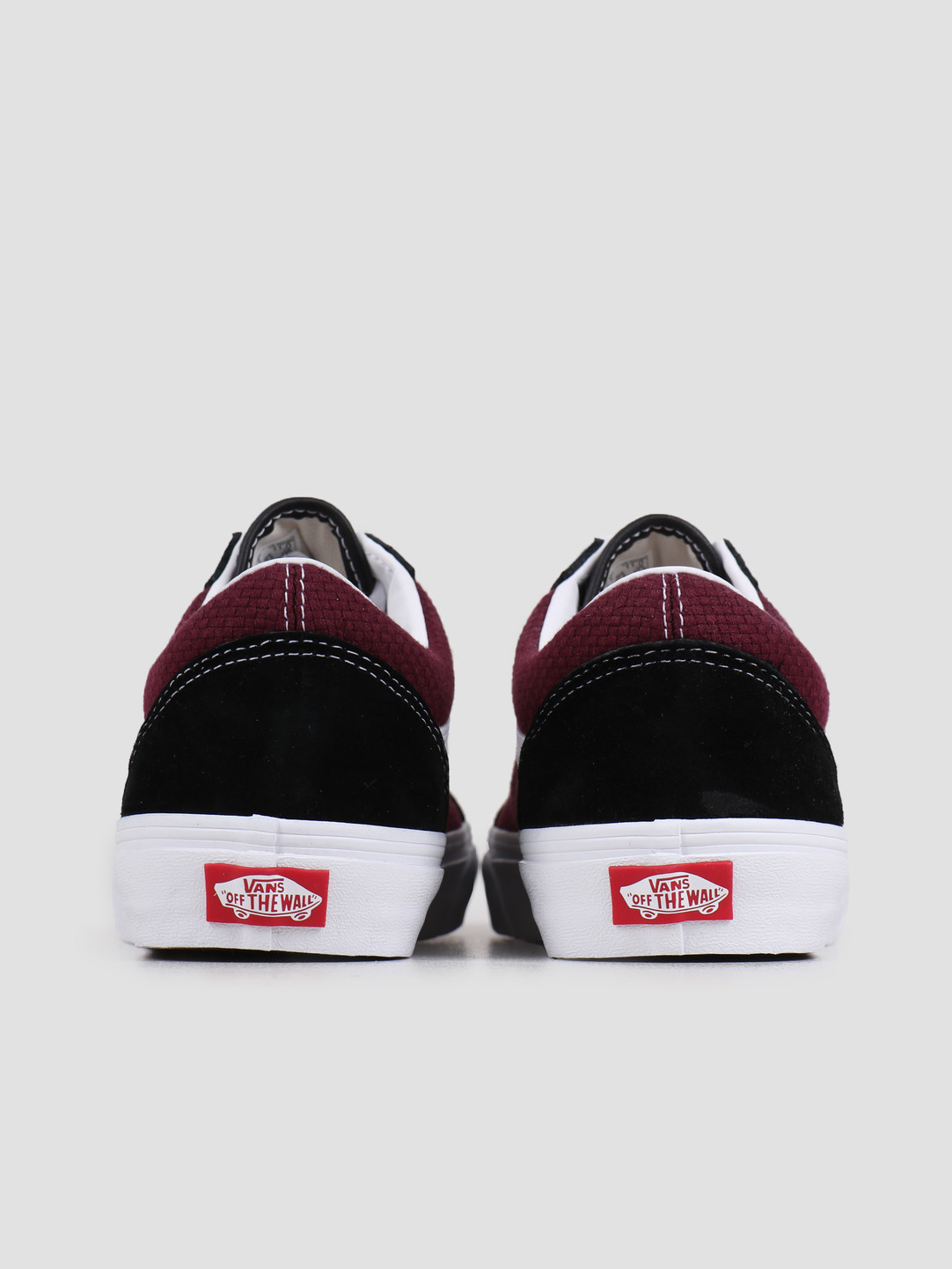 Vans Vans UA Old Skool Black Port Royale VN0A4U3BWT91