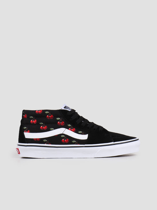 Vans UA SK8-Mid Cherries Black VN0A3WM3L6M1