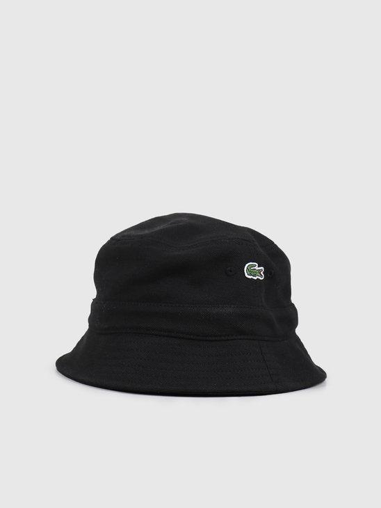 Lacoste 2G4C Cap 01 Black RK4712-01