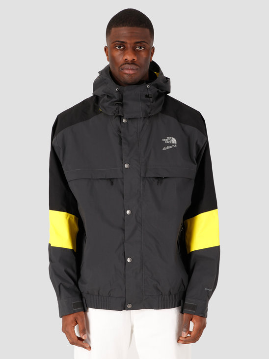 The North Face 90 Extreme Rain Jacket Asphalt Grey Combo NF0A4AGRLL51