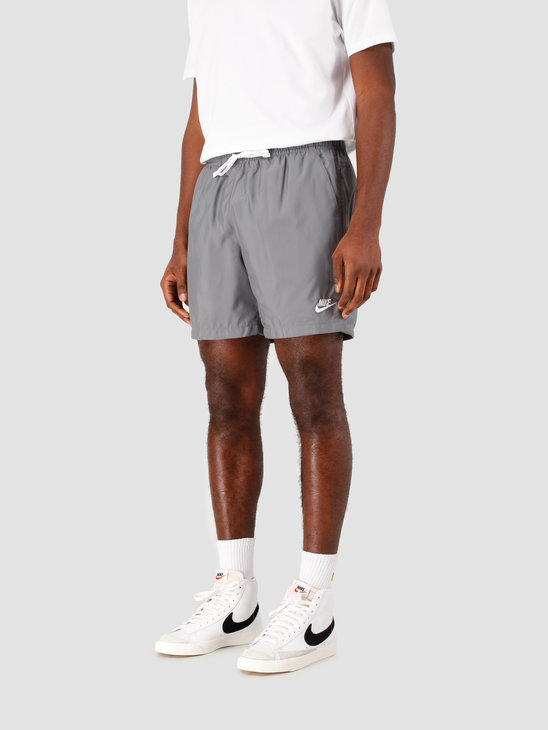 Nike NSW Ce Short Woven Flow Smoke Grey White AR2382-084