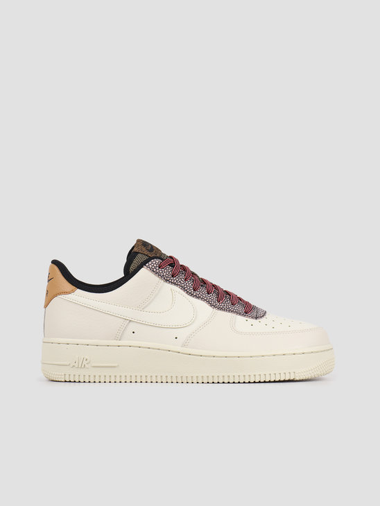 Nike Air Force 1 '07 Lv8 4 Fossil Fossil Wheat Shimmer CK4363-200