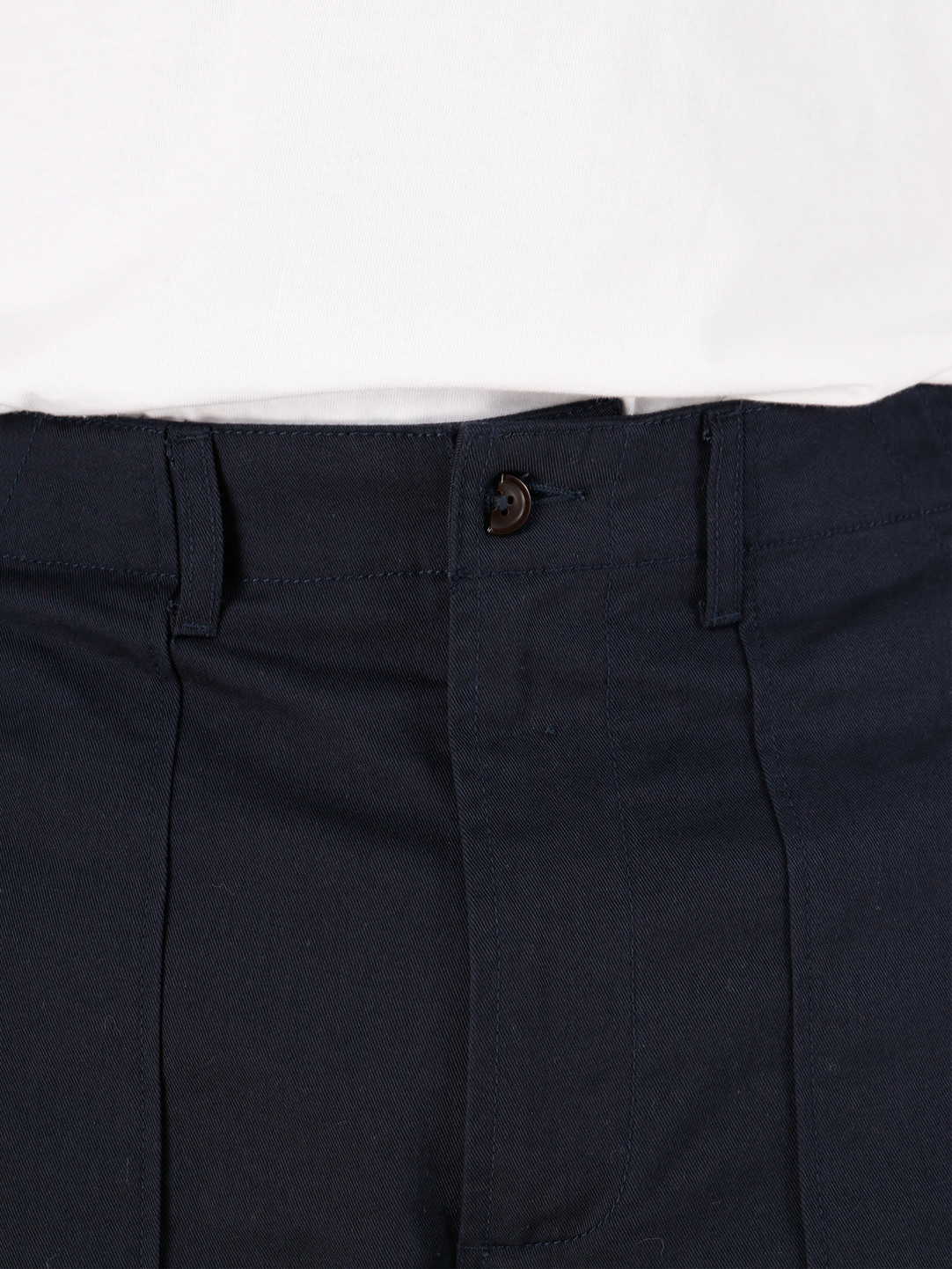 Universal Works Universal Works Fatigue Twill Pant Navy 00132