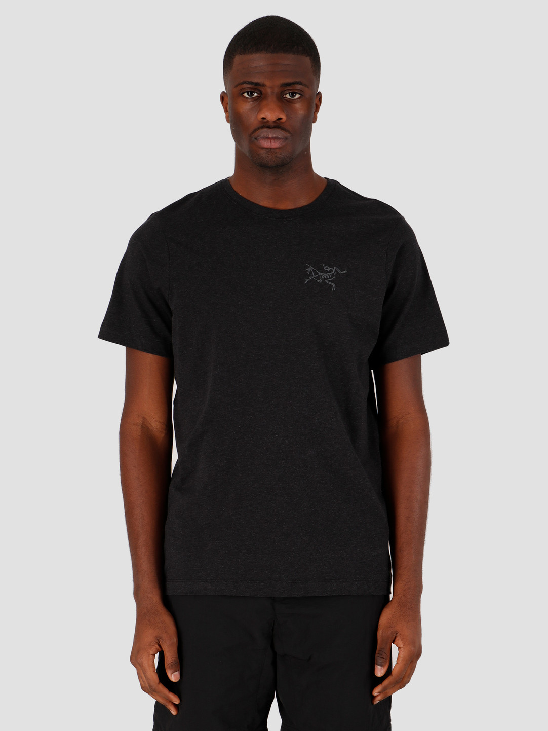 Arc'teryx Arc'teryx Component T-Shirt Black Heather 25233