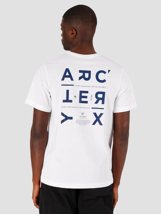 Arc'teryx Component T-Shirt White 25233