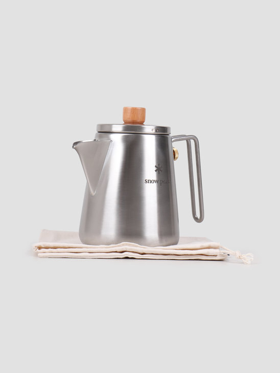 Snow Peak Field Barista Kettle Beige CS-115