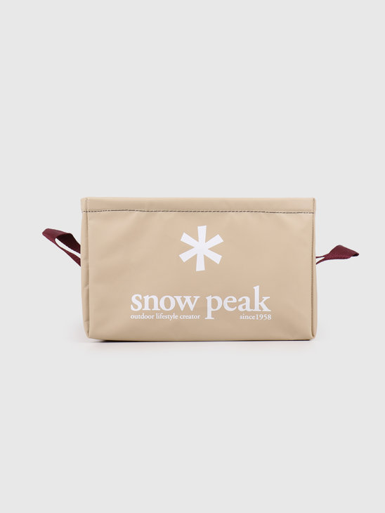 Snow Peak Pack Bucket Beige FP-151