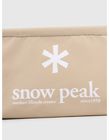 Snow Peak Snow Peak Pack Bucket Beige FP-151