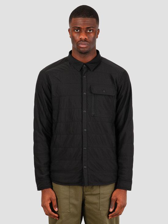 Snow Peak Flexible Insulated Shirt Black SW-20SU00303BK