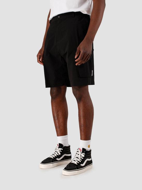 Carhartt WIP Hayes Short Black I027599-8900