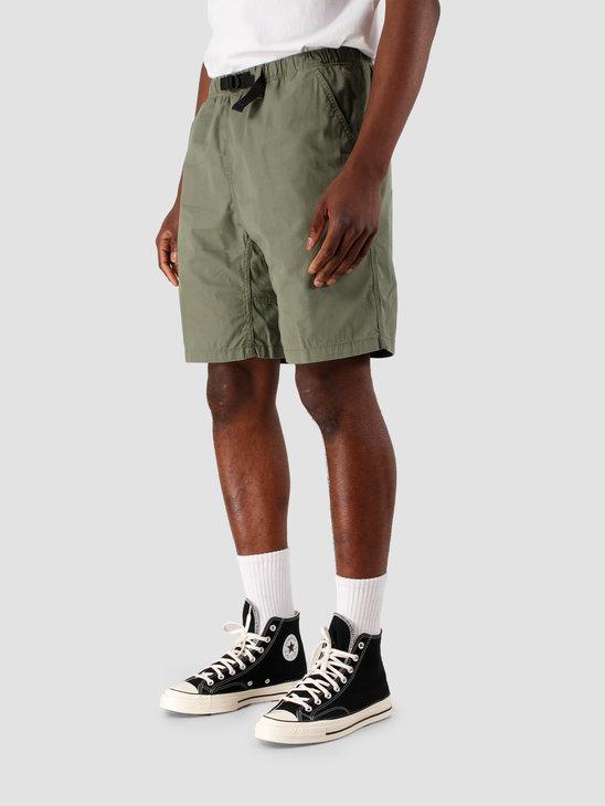 Carhartt WIP Clover Short Dollar Green Rinsed I025931-66702