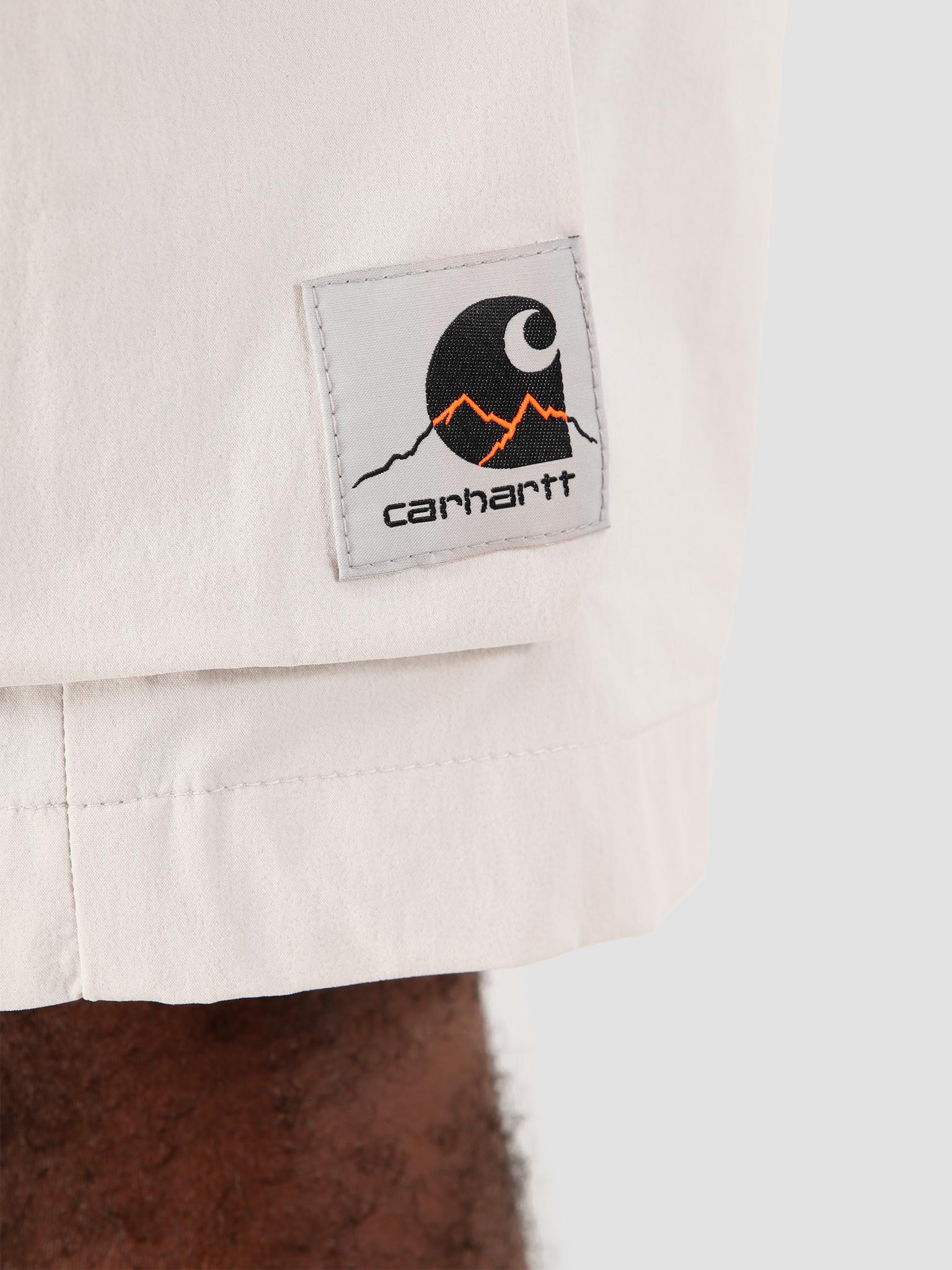 Carhartt WIP Carhartt WIP Hayes Short Pebble I027599-09C00