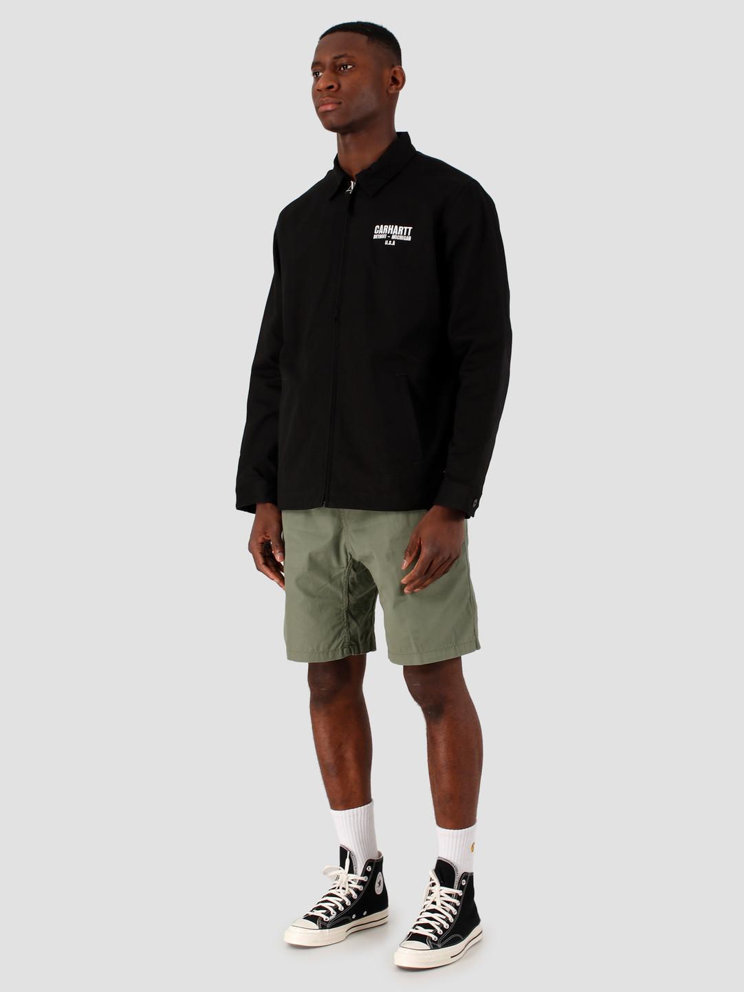 Carhartt WIP Carhartt WIP Freeway Jacket Black Wax I027696-8990