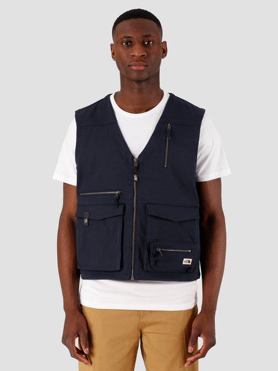 The North Face Wild Vest Urban Navy NF0A493HH2G1