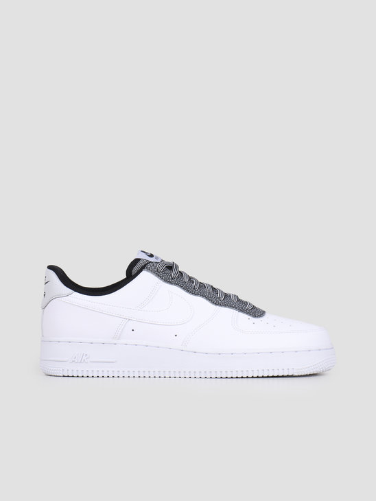Nike Air Force 1 '07 Lv8 4 White White Cool Grey Pure Platinum CK4363-100