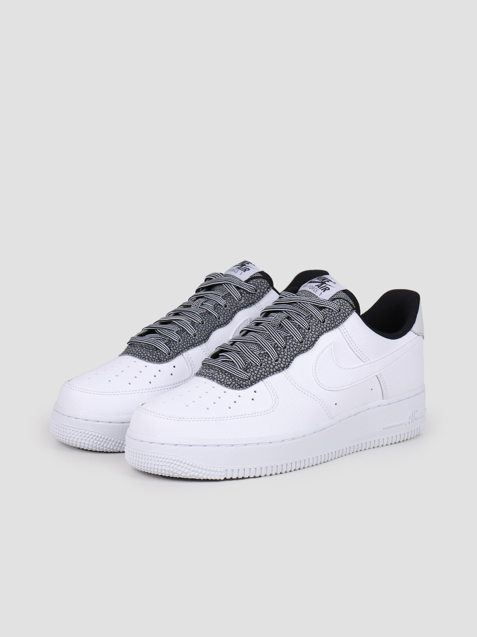 Nike Air Force 1 '07 Lv8 4 White White Cool Grey Pure Platinum CK4363 100