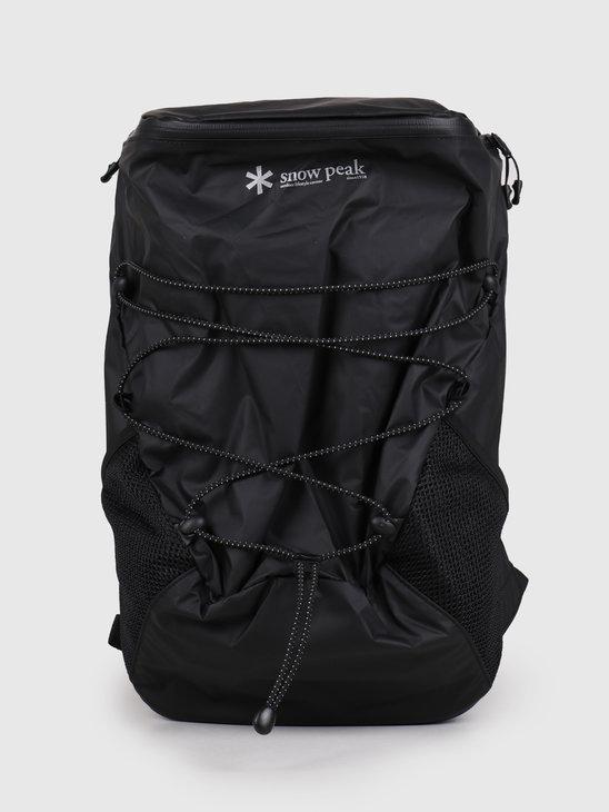 Snow Peak Active Backpack Type03 One Black UG-673BK