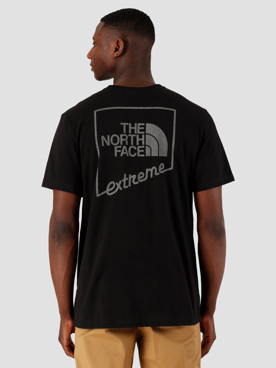 The North Face Short Sleeve Extreme Tee TNF Black NF0A4AA1JK31