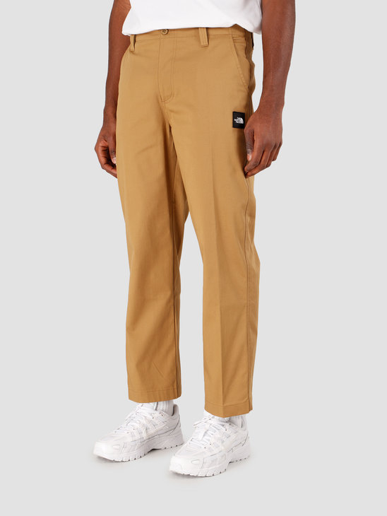 The North Face Side Slack Pant British Khaki NF0A4C9LD9V1