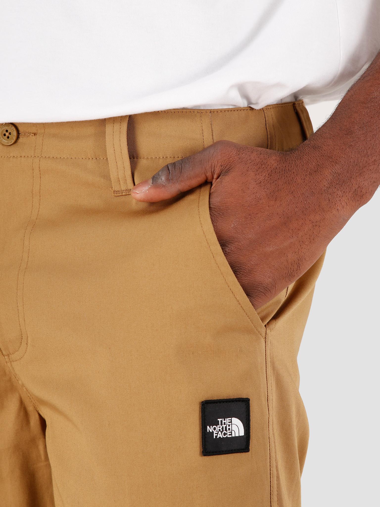 The North Face The North Face Side Slack Pant British Khaki NF0A4C9LD9V1