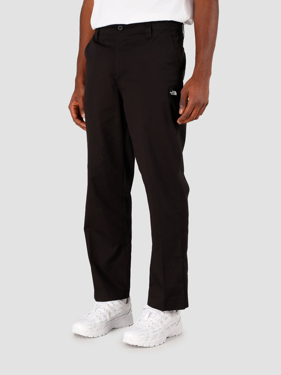 The North Face Side Slack Pant TNF Black NF0A4C9LJK31