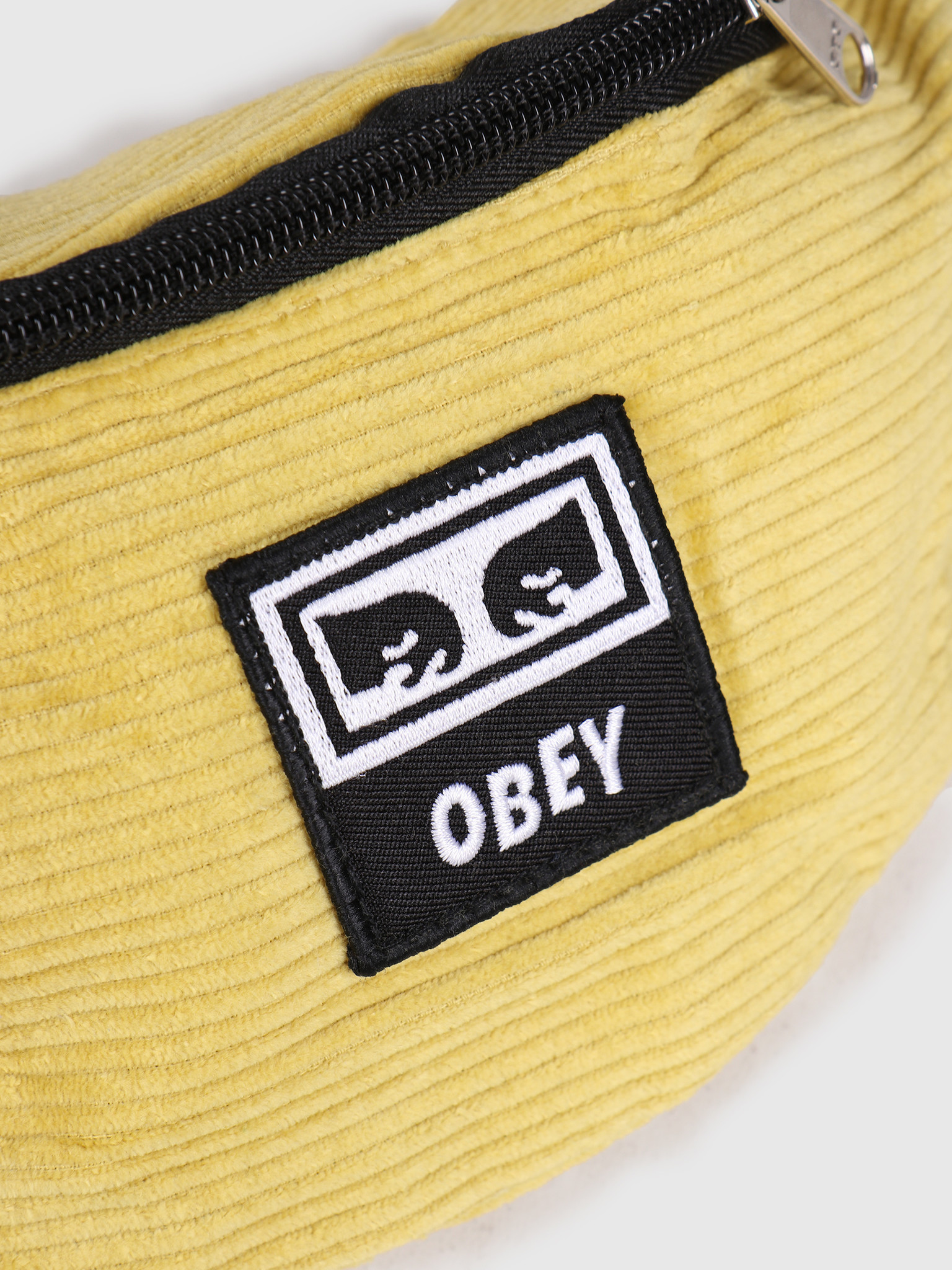 Obey Obey Wasted Hip Bag Mellow Yellow 100010098-MLY