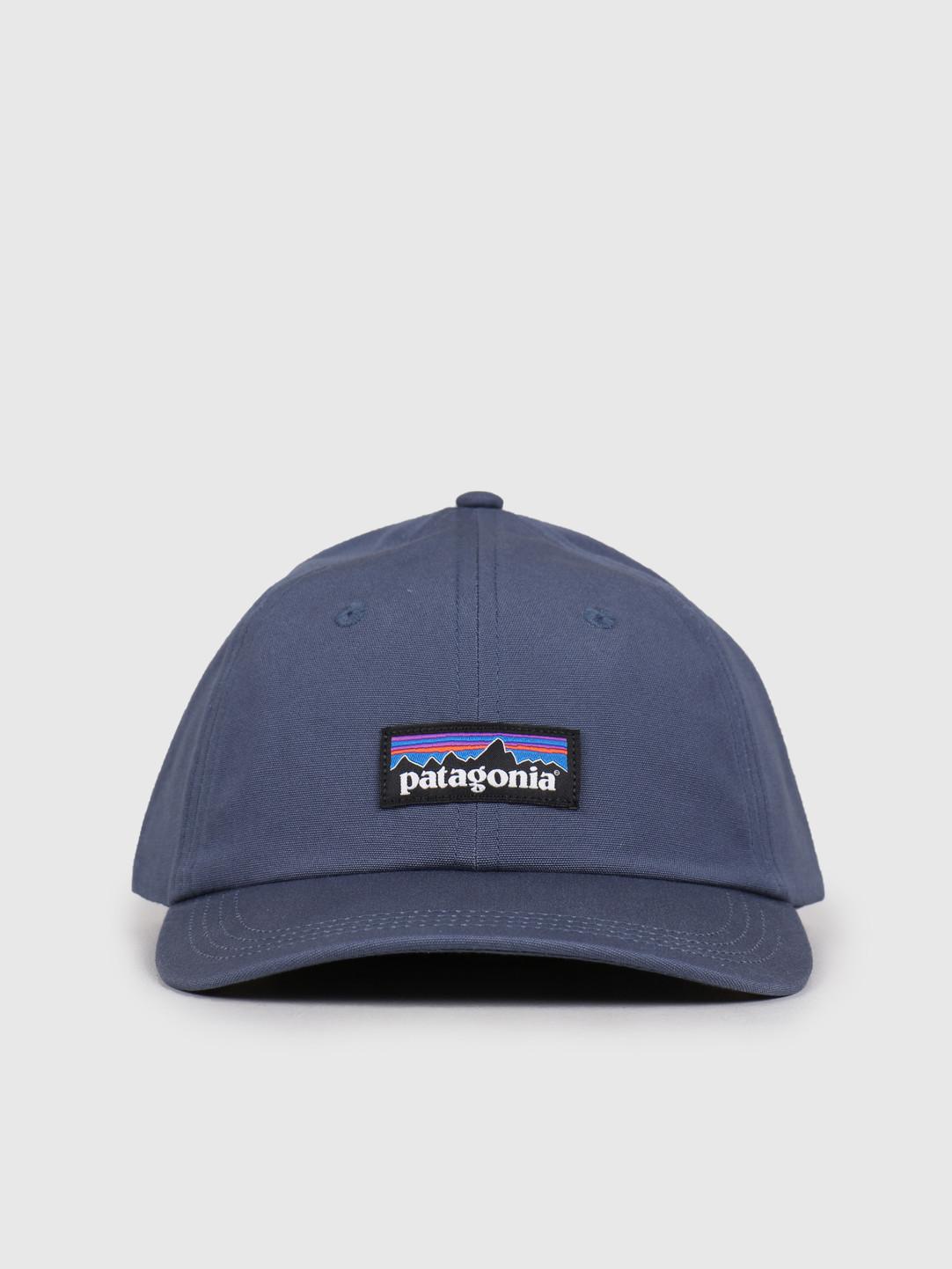 Patagonia Patagonia P-6 Label Trad Cap Dolomite Blue 38296