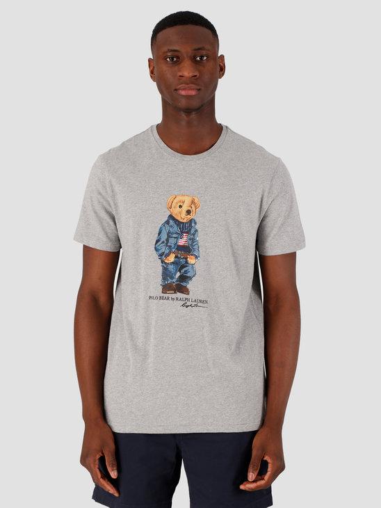 Polo Ralph Lauren 26 1 Jersey T-Shirt Andover Heather 710795737003
