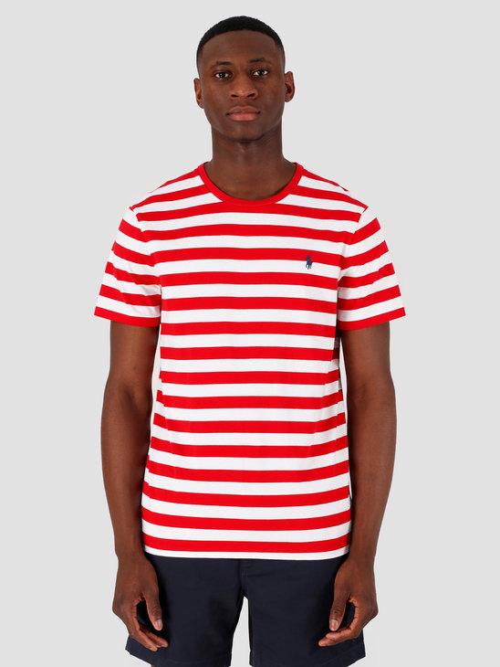 Polo Ralph Lauren 26 1 Jersey T-Shirt Rl2000 Red White  710795246002