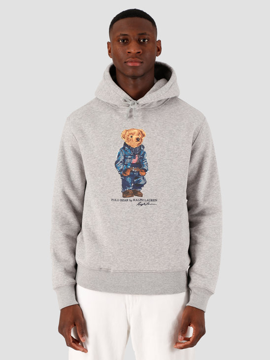 Polo Ralph Lauren Magic Sweater Andover Heather 710792904001
