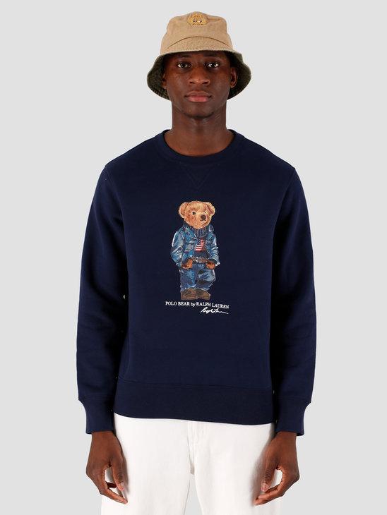 Polo Ralph Lauren Magic Sweater Cruise Navy 710792903001