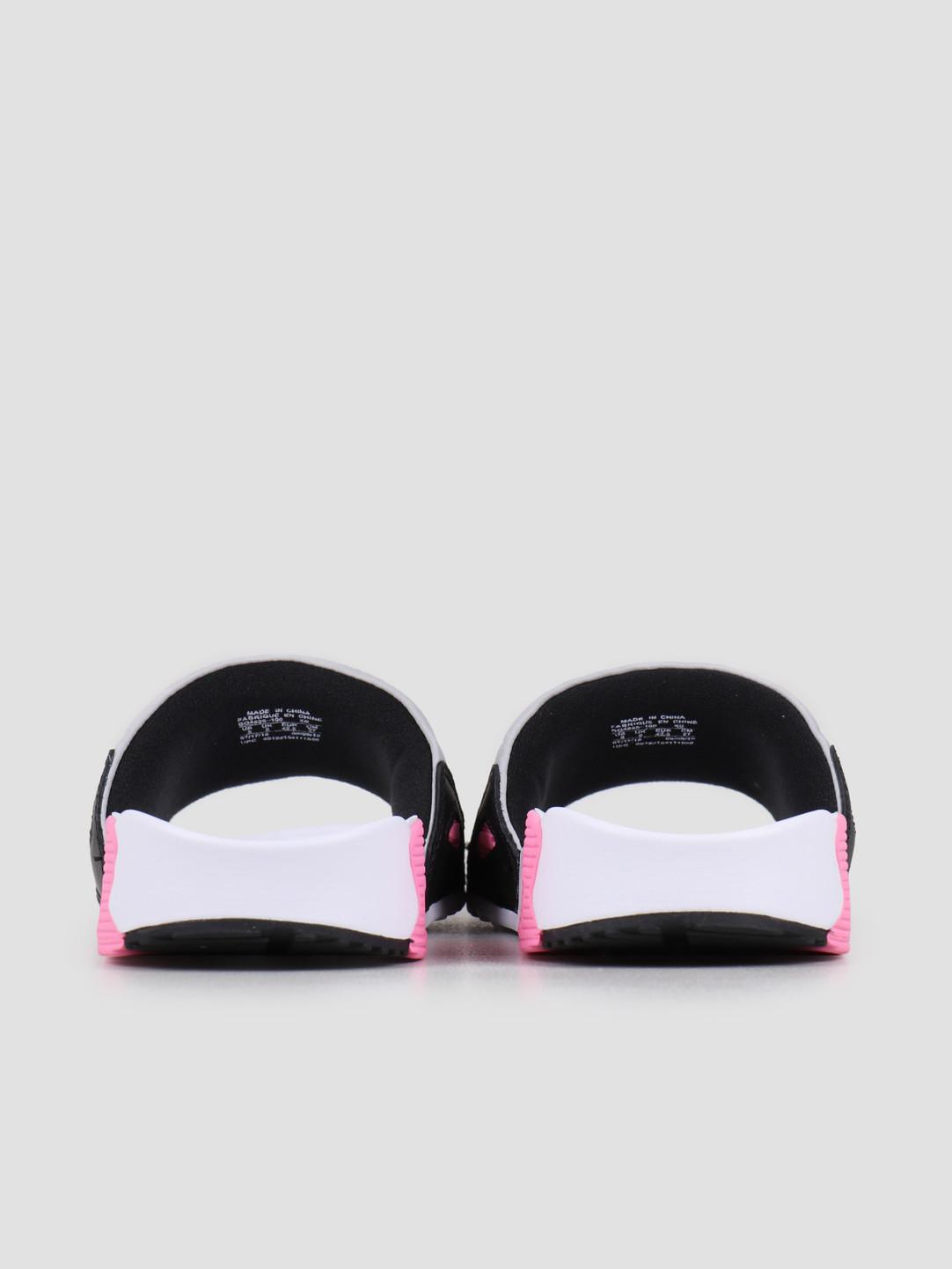 Nike Nike Air Max 90 Slide White Smoke Grey Rose Lt Smoke Grey BQ4635-100