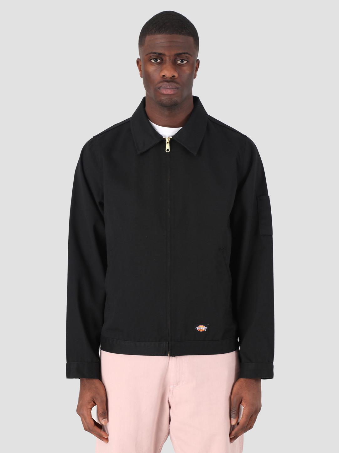 Dickies Dickies Und Eisenhower Jacket Black DK00JT75BLK1