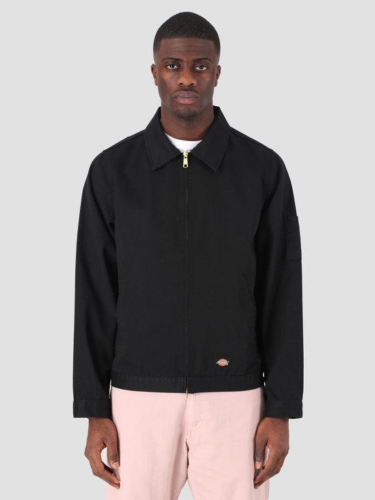 Dickies Und Eisenhower Jacket Black DK00JT75BLK1
