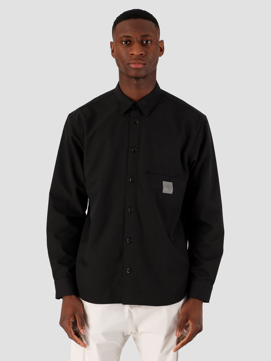Carhartt WIP Copeman Shirt Black I027683-8900