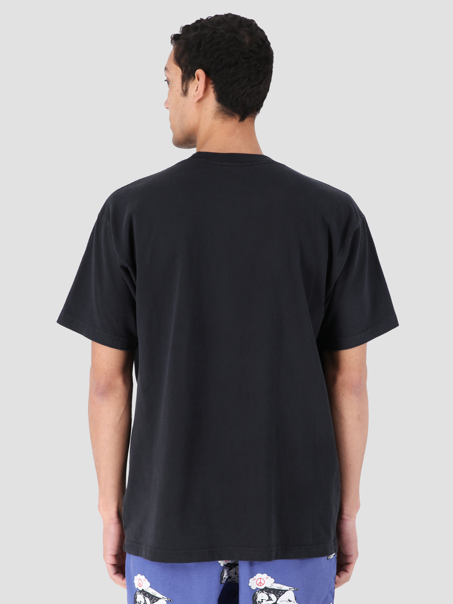 Obey Obey Beekeeper T-shirt Off Black 166912564E-OBK