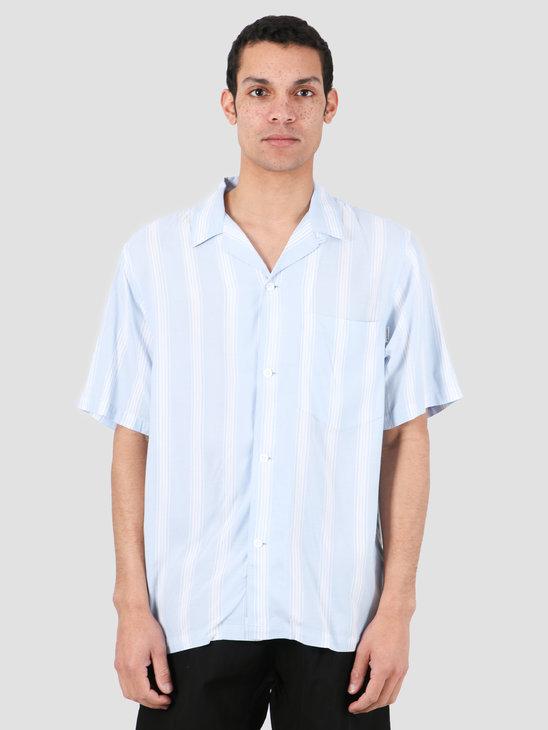 Carhartt WIP Chester Short Sleeve Shirt Chester Stripe Citizen I027507-09B90