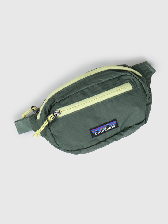 Patagonia Ultralight Black Hole Mini Hip Pack Camp Green 49447