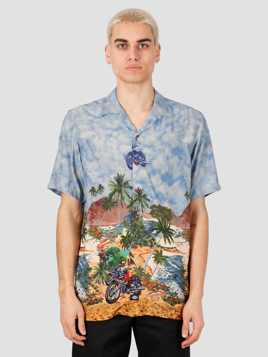 Dickies Cordele Shirt Blue DK0A4TLJBL81