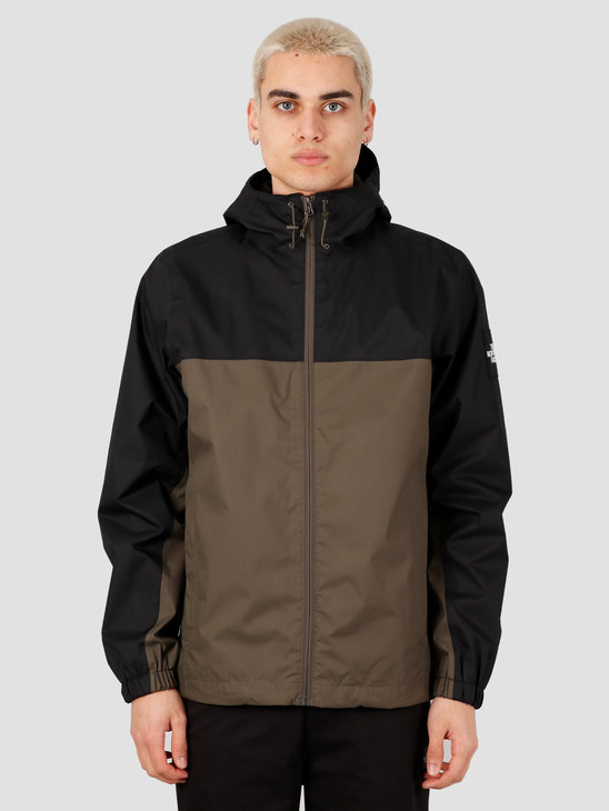 The North Face Mountain Q Jacket New Taupe Green TNF Black NF00CR3QBQW1