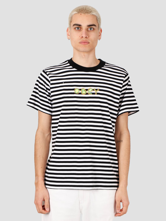 Obey Buggs T-Shirt Knits Black Multi 131080261-BKM