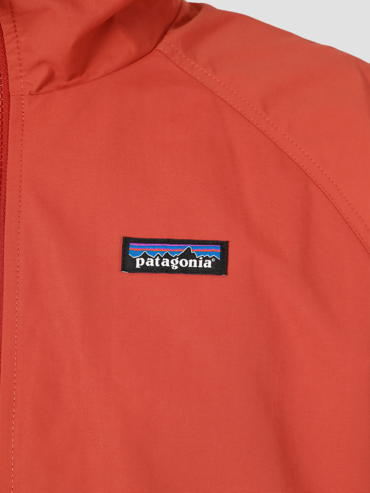 Patagonia Patagonia M's Baggies Jacket Spanish Red 28151