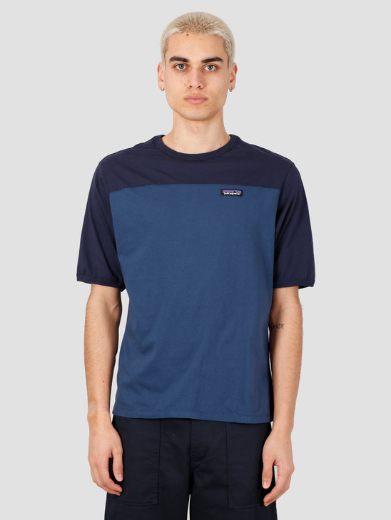Patagonia M's Cotton in Conversion T-Shirt Stone Blue 51890
