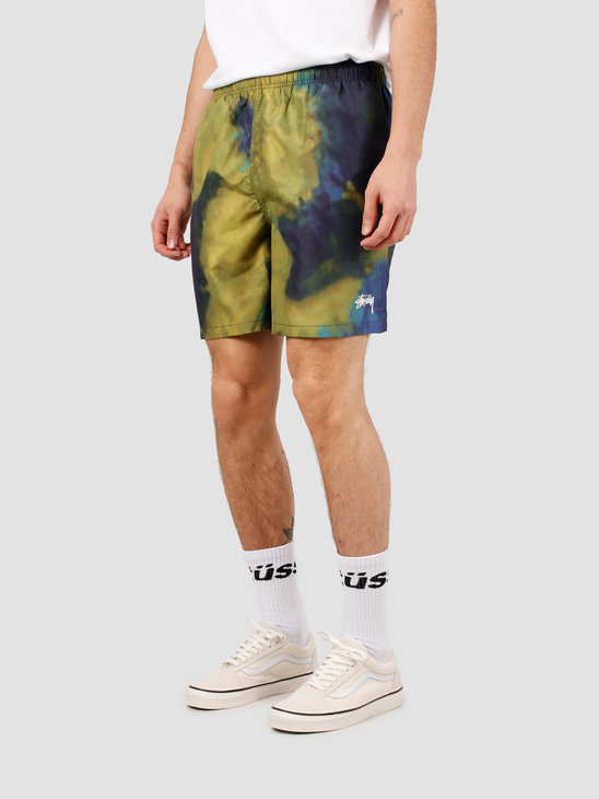 Stussy Dark Dye Water Short Navy 113118