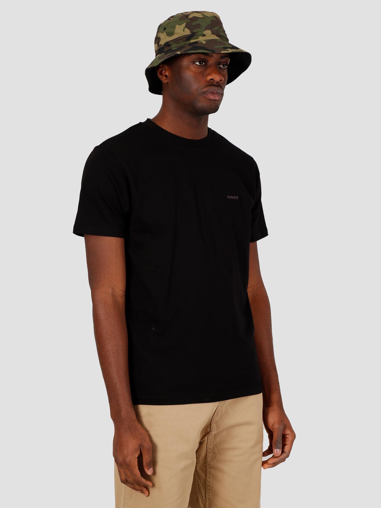 Gramicci Gramicci G T-Shirt Black GUT-20S064