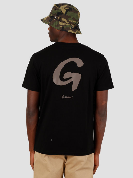 Gramicci G T-Shirt Black GUT-20S064