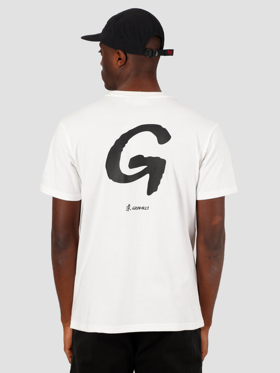 Gramicci G T-Shirt White GUT-20S064
