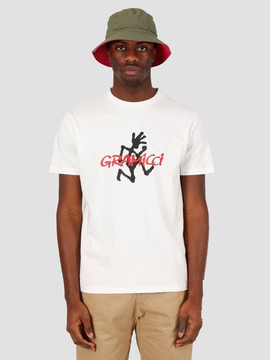 Gramicci Logo T-Shirt White 1949-STS